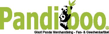 Pandiboo - Giant Panda Merchandising - Fan- & Geschenkartikel-Logo