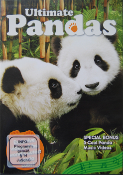 Ultimate Pandas (DVD)